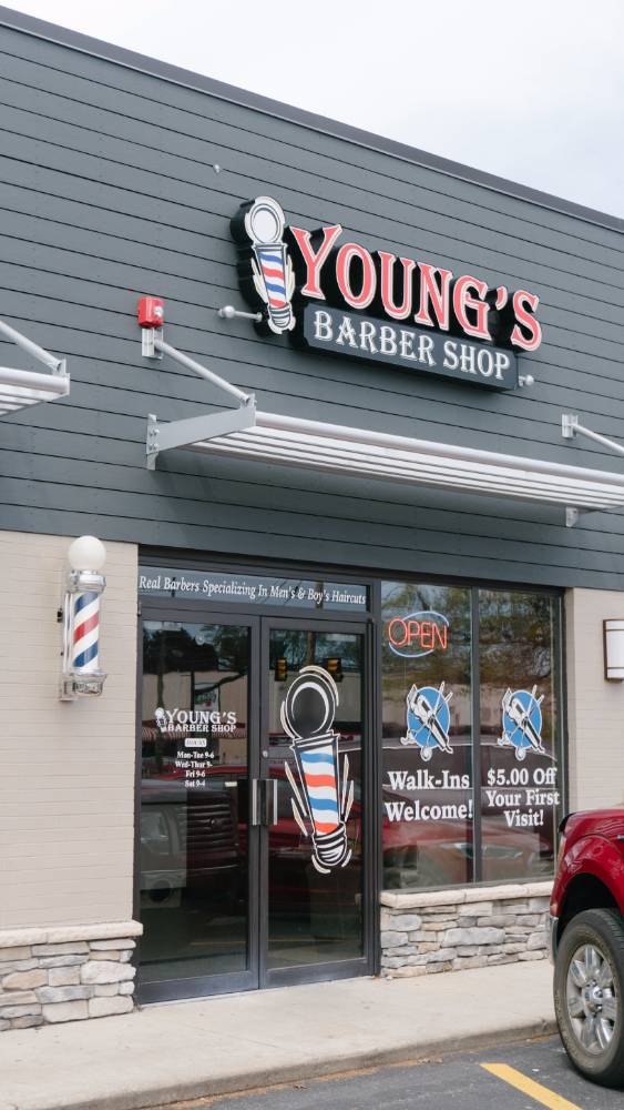 Young's Barber Shoppe - NA Center