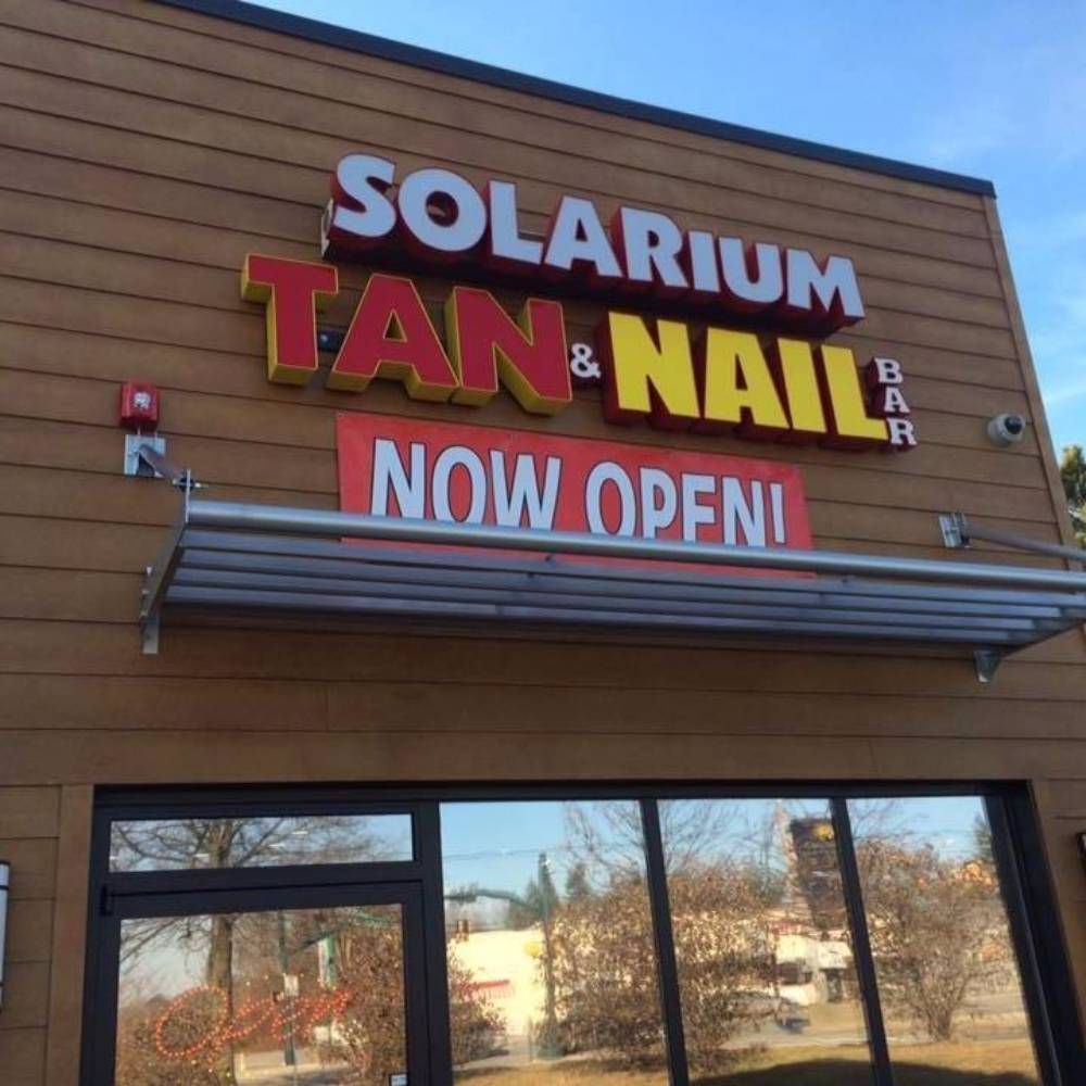 Solarium Tanning & Nails - Wexford, PA